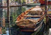 Watercolo,- Art vegyes