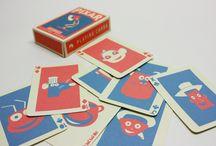 Cartes à jouer / by CREATYfab