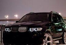 My car / My beautiful car BMW X5