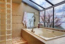 Bathrooms with Skylights