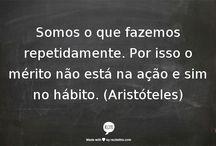 Frases & Citações Inspiradoras / by Benchmark Brasil