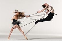 Dance me / by Ineke van der Linde