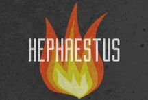 Cabin 09: Hephaestus