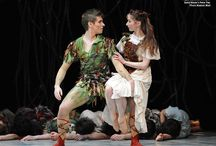 Northern Ballet's Peter Pan / Coming to Leeds Grand Theatre this December.  / by Northern Ballet