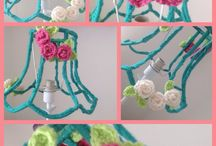 My Crochet Lamps / Gorgeous and delightful crochet lamp