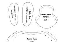 Shoe patterns