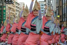 祭り 踊り子