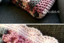 kleuren deken