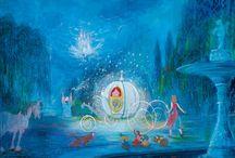 Disney Artist Harrison Ellenshaw