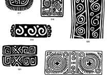 diseños precolombinos
