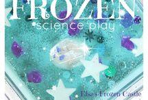 Frozen Preschool Activites