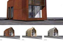 Simple domy