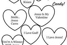 Jezus houdt van mij (jesus loves me)