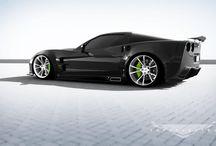 Corvette muscle