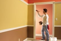Painting and Other Home Improvement / by Elizabeth Pakkala