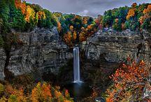Waterfalls / by Jan Noller