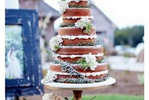 The Best Country Chic Wedding Cakes! / Having a country chic affair? Well this collection of cakes will help you find the perfect cake display for your affair! Check them out and let us know which one is your favorite.