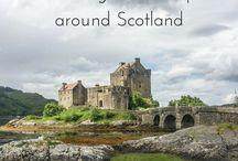 Planning a road trip around Scotland
