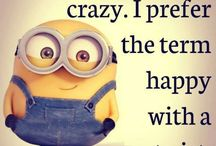 Minions facts of life