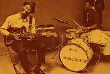 Musician Blues