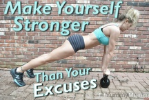 Exercises / by Judy Crowell