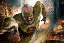 DC vs Marvel / Comics characters super powers  / by Destiny Bones