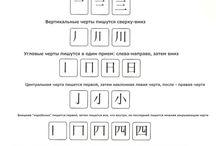 Иероглифы / Японские и китайские иероглифы, правила написания, каллиграфия