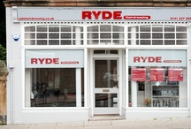 The Salon / A look inside and out of Ryde Hairdressing