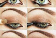 1 Simple look Brooklyn / Managers look, Earth tones makeup, nature inspired jewelry ideas