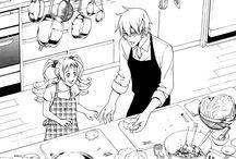 Luck Stealer / #Comics #Anime #Manga