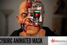 Masks That Do More / Check out these animotion and moving mouth masks! / by Spirit Halloween
