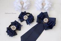 бантики и галстуки