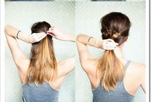 Hair and Makeup. / by Kelly Seidel