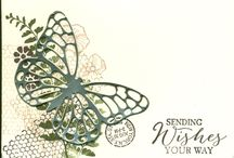 2015 Occasions and Sale-A-Bration Stampin' Up! samples