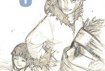 Naruto — Team 8