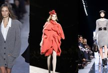 Knitting in Fashion Trends / How wool and knitting finds its way onto the fashion walkways