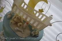 ~ Oh Cakes ~ / Dedicated to all of the pretty confections out there! / by Jodie Valenti
