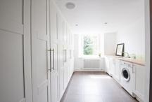 laundry room / by Jamie Sentz