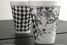 Teacups / by Elsabé Ferreira