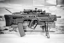Guns of all kinds