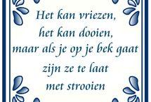 Spreuken (humor)