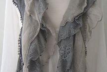 шарфы бохо
