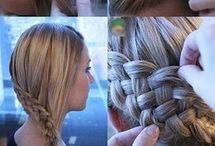 Peinados/trenzas♡