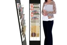 Literature and Brochure Stands