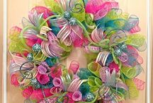 wreaths i love