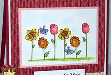 Bugaboo Stamps / by MyNeed2Craft by Terri Deavers
