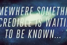 Thank Carl Sagan / by amy
