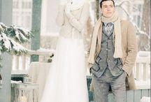 Ceremony > Winter Weddings