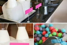 Party ideas / by Vanessa Beauchemin
