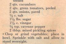 Grandma's Recipes